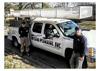 Jackson plumber Weiand Plumbing, Inc.