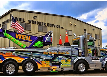 Birmingham towing company Weil Wrecker Service, Inc.