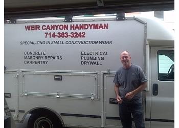 Anaheim handyman Weir Canyon Handyman