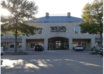 Plano furniture store Weir's Furniture