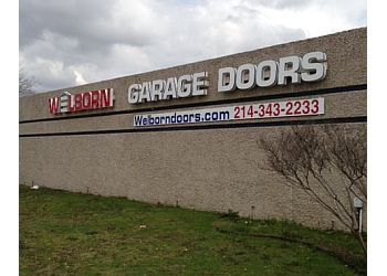 Plano garage door repair Welborn Garage Doors