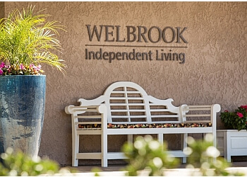 Riverside assisted living facility Welbrook Arlington