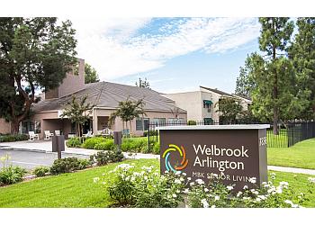 Riverside assisted living facility Welbrook Arlington