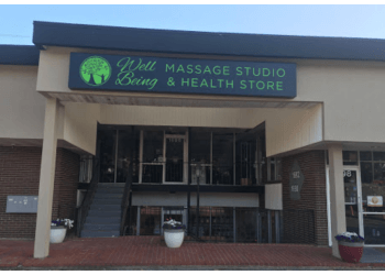 Akron massage therapy Well Being Massage Studio & Health Store