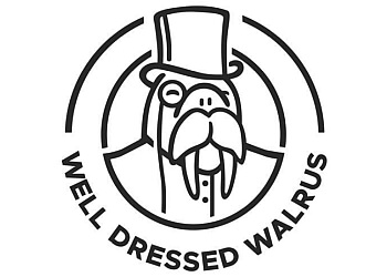 Spokane web designer Well Dressed Walrus