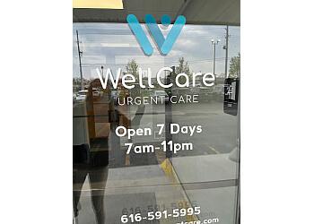 Grand Rapids urgent care clinic Wellcare Urgent Care