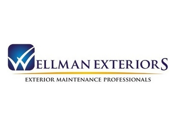 Indianapolis gutter cleaner Wellman Exteriors
