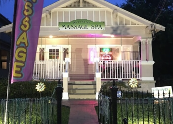 New Orleans massage therapy Wellness Massage Spa