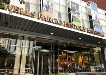 Charlotte landmark Wells Fargo History Museum
