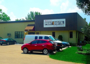 Madison printing service  Wells Print and Digital Services