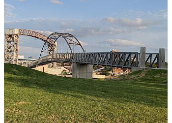 Cleveland public park Wendy Park