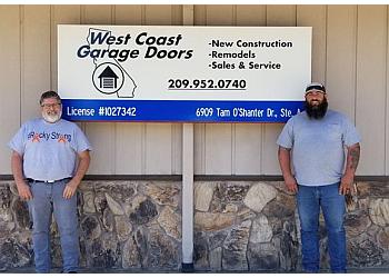 Stockton garage door repair Wes Day Garage Door Systems