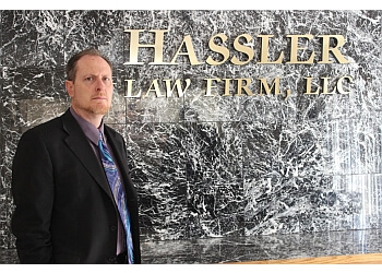 Pueblo divorce lawyer Wesley D. Hassler