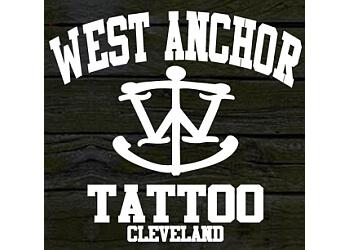 Cleveland tattoo shop West Anchor Tattoo