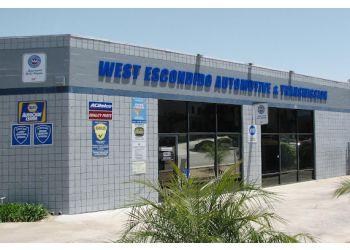 Escondido car repair shop West Auto Group Automotive & Transmission