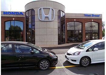 Richmond car dealership West Broad Honda
