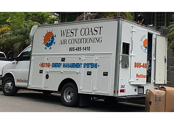 Oxnard hvac service West Coast Air Conditioning