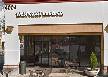 Ontario bagel shop West Coast Bagel Co.
