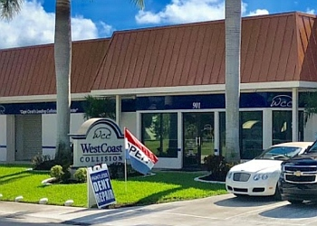 Cape Coral auto body shop West Coast Collision