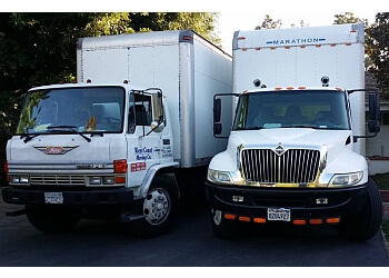 Rancho Cucamonga moving company West Coast Moving Co.