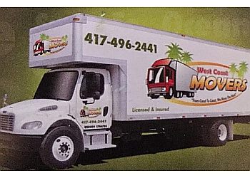 Springfield moving company West Coast Moving & Delivery L.L.C.