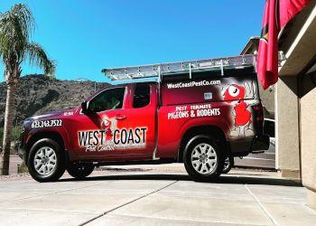 Glendale pest control company West Coast Pest Control, LLC
