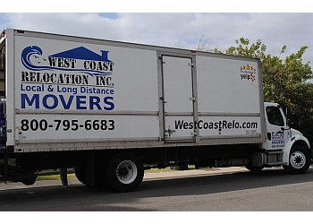 Long Beach moving company West Coast Relocation Moving Company