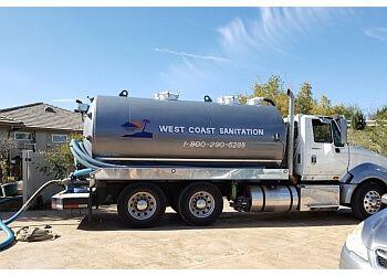 Pomona septic tank service West Coast Sanitation