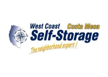 Costa Mesa storage unit West Coast Self-Storage Costa Mesa