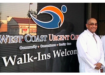 Pasadena urgent care clinic West Coast Urgent Care