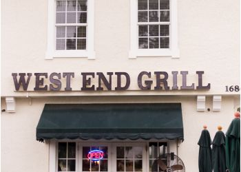 Port St Lucie american restaurant West End Grill