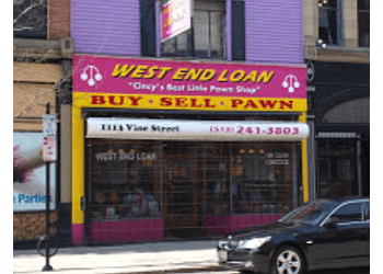 Cincinnati pawn shop West End Loan