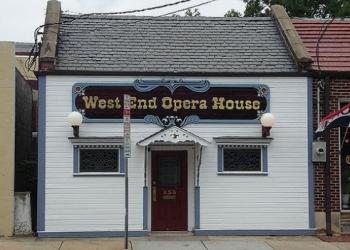 Winston Salem sports bar West End Opera House