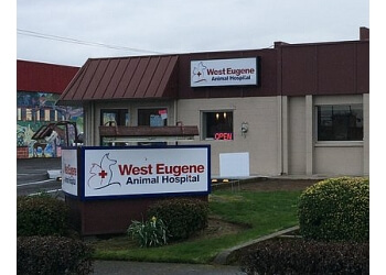 Eugene veterinary clinic West Eugene Animal Hospital