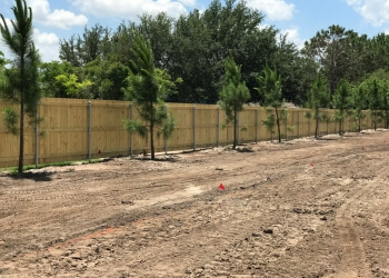 Tampa fencing contractor West Florida Fence