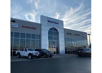 Rochester car dealership West Herr Dodge Chrysler Jeep Ram