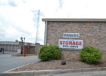 Little Rock storage unit West Little Rock Storage