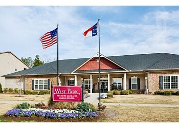 Fayetteville apartments for rent West Park Apartments