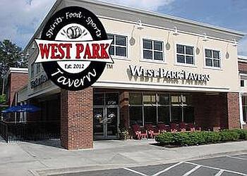 Cary sports bar West Park Tavern