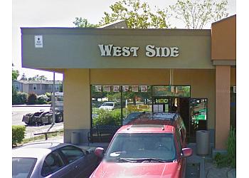 Santa Rosa sports bar West Side Grill