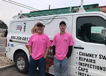 Amarillo chimney sweep West Texas Chimney and Venting Solutions