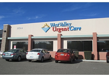 Glendale urgent care clinic West Valley Urgent Care