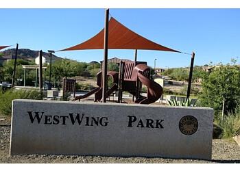 Peoria public park WestWing Park