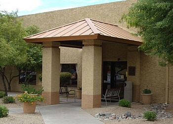 Tempe assisted living facility Westchester Senior Living