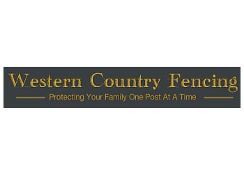 Salt Lake City fencing contractor Western Country Fencing