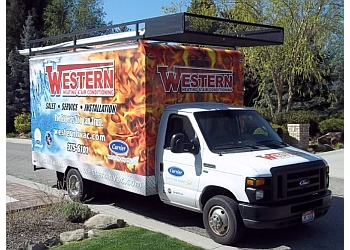 Boise City hvac service Western Heating & Air Conditioning