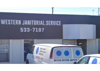 El Paso commercial cleaning service Western Janitorial Service Inc.