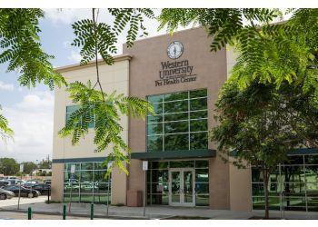 Pomona veterinary clinic WesternU Pet Health Center