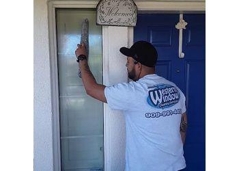San Bernardino window cleaner Western Window Cleaning Services