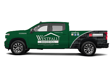Tampa roofing contractor Westfall Roofing